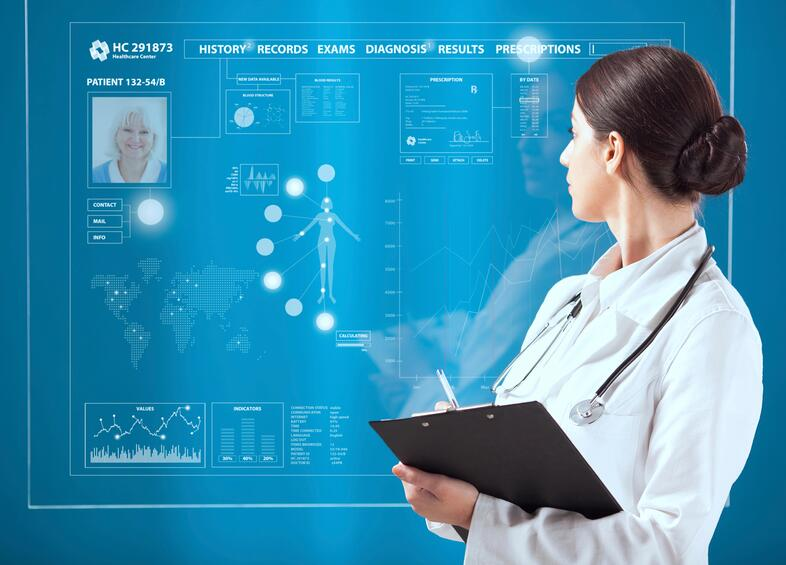 types of emerging health care information systems