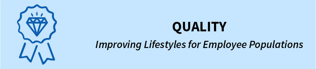 Qulaity - Improving Lifestyles for Employee Populations