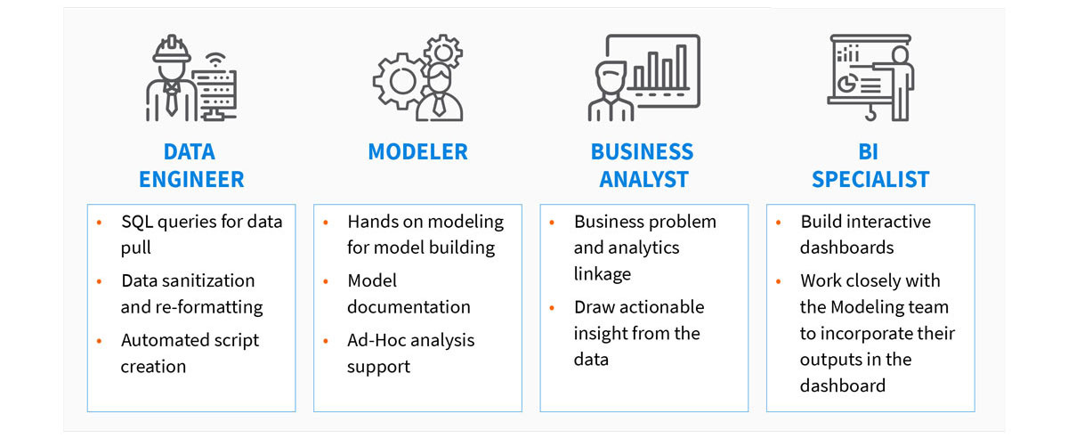 Analytics Role and Skillset Mapping